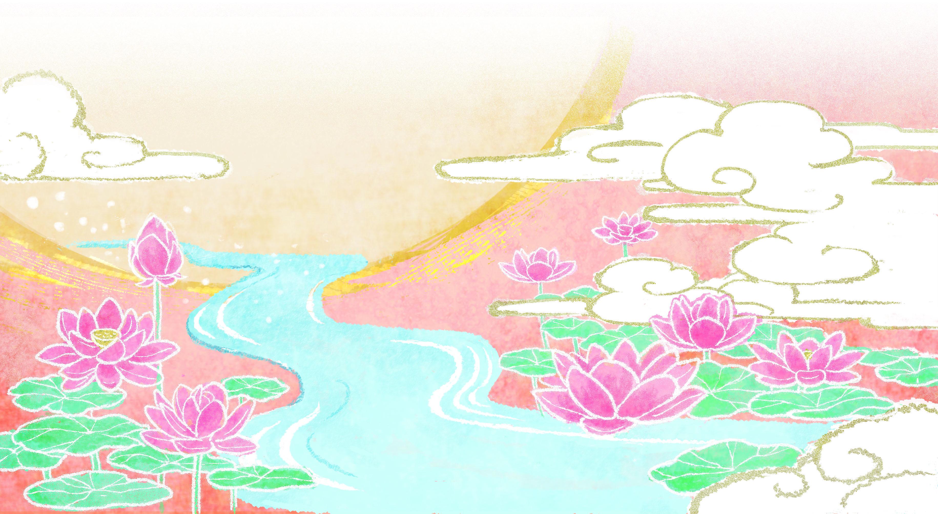 極楽浄土とは?天国とどう違うの?【浄土真宗】 | 【大阪の仏壇店】お ...