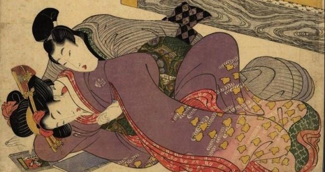 江戸時代の床事情…オトコたちを夢中にさせた遊女のテクニックとは ...