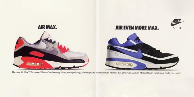 Nike Air max(ナイキ エアマックス)の歴史 | GXOMENS Blog|大人の ...