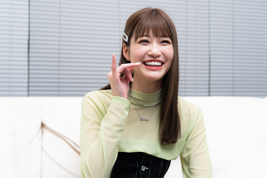 """人気モデル""""めるる"""" 生見愛瑠インタビュー「誰が見てもカリスマと言っ ..."""