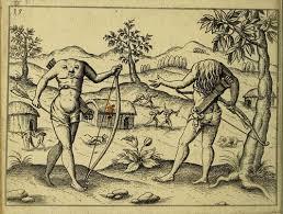古代の探検家が遭遇した奇妙な部族・7種 | ailovei