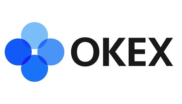 OKEx(オーケーイーエックス)ロゴ