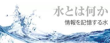 水の情報記憶 | 株式会社 I.H.M.