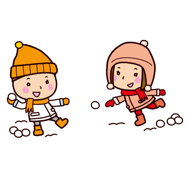 エレガント雪合戦 雪 遊び イラスト - ディズニー画像