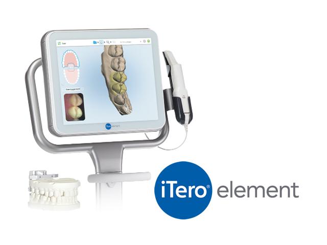 iTero element (インビザライン用最新型口腔内スキャナー) | 和歌山 ...