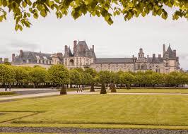 フォンテーヌブロー   O'Bon Paris   Easy to be Parisian
