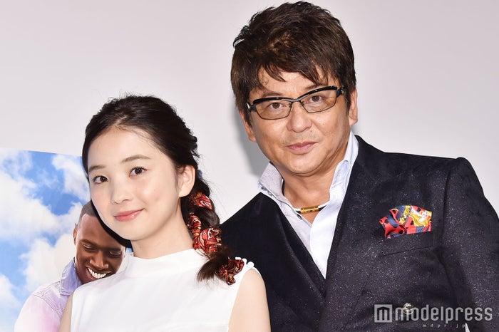 福地桃子、哀川翔の娘に生まれた苦労を告白 - モデルプレス