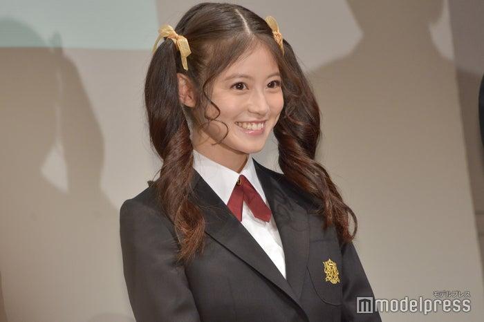 """AKB48込山榛香「花のち晴れ」""""愛莉ヘア""""が可愛すぎる ツインテール美女 ..."""