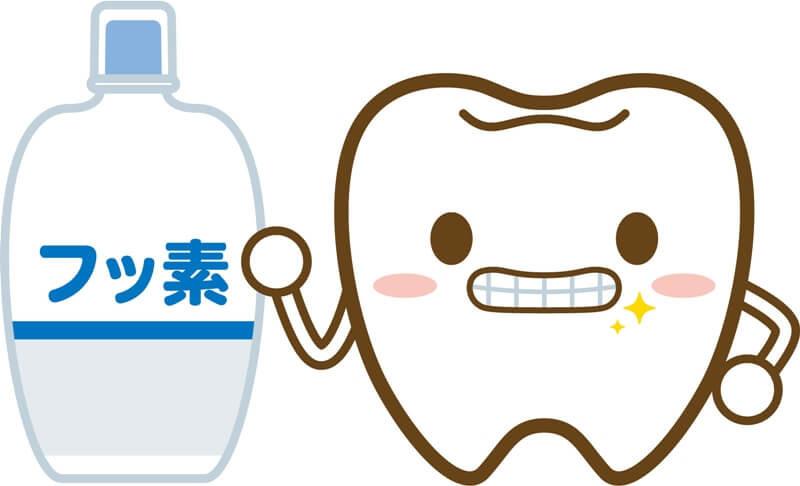 フッ素についてお話します | あきる野市の年中無休の歯医者 きらら歯科