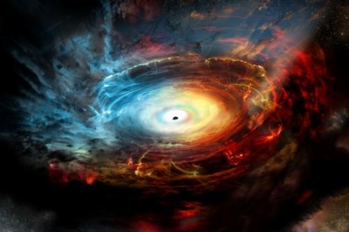 史上初のブラックホール撮影、成否は数カ月後 | ナショナルジオ ...