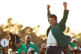松山英樹、優勝インタビュー一問一答「黄色ならグリーンジャケットに ...