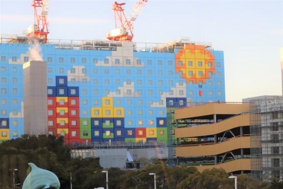 トイストーリーホテル]どんどん伸びる11階建てホテル : 東京ディズニー ...