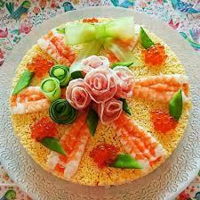 これもうケーキですやん! クックパッドで人気の「ちらし寿司」が ...