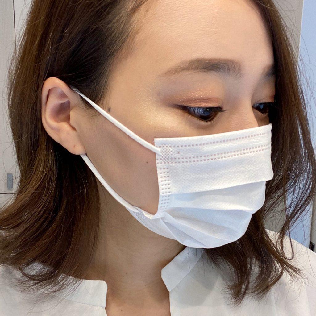アラサーOLの地味見えしないマスクメーク【NARSのアイシャドウ ...