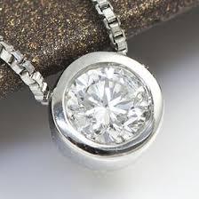 楽天市場】ネックレス ダイヤモンド ふくりんの通販