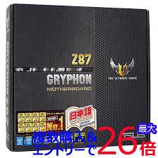 魅力的な 【中古】ASUS MicroATXマザーボード GRYPHON Z87 LGA1150 元 ...