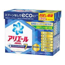 P&G 洗濯洗剤 アリエール 粉末 サイエンスプラス7 600g: 日用品・生活 ...