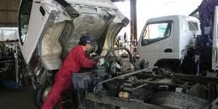 整備・修理 - トラックセンター鹿児島