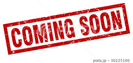 カミング スーン 英語 Coming soon を 日本語 -