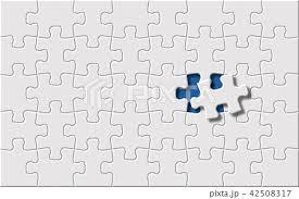 パズルのイラスト素材 [42508317] - PIXTA