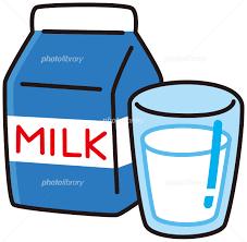 牛乳とカルシウム イラスト素材 [ 1914170 ] - フォトライブラリー ...