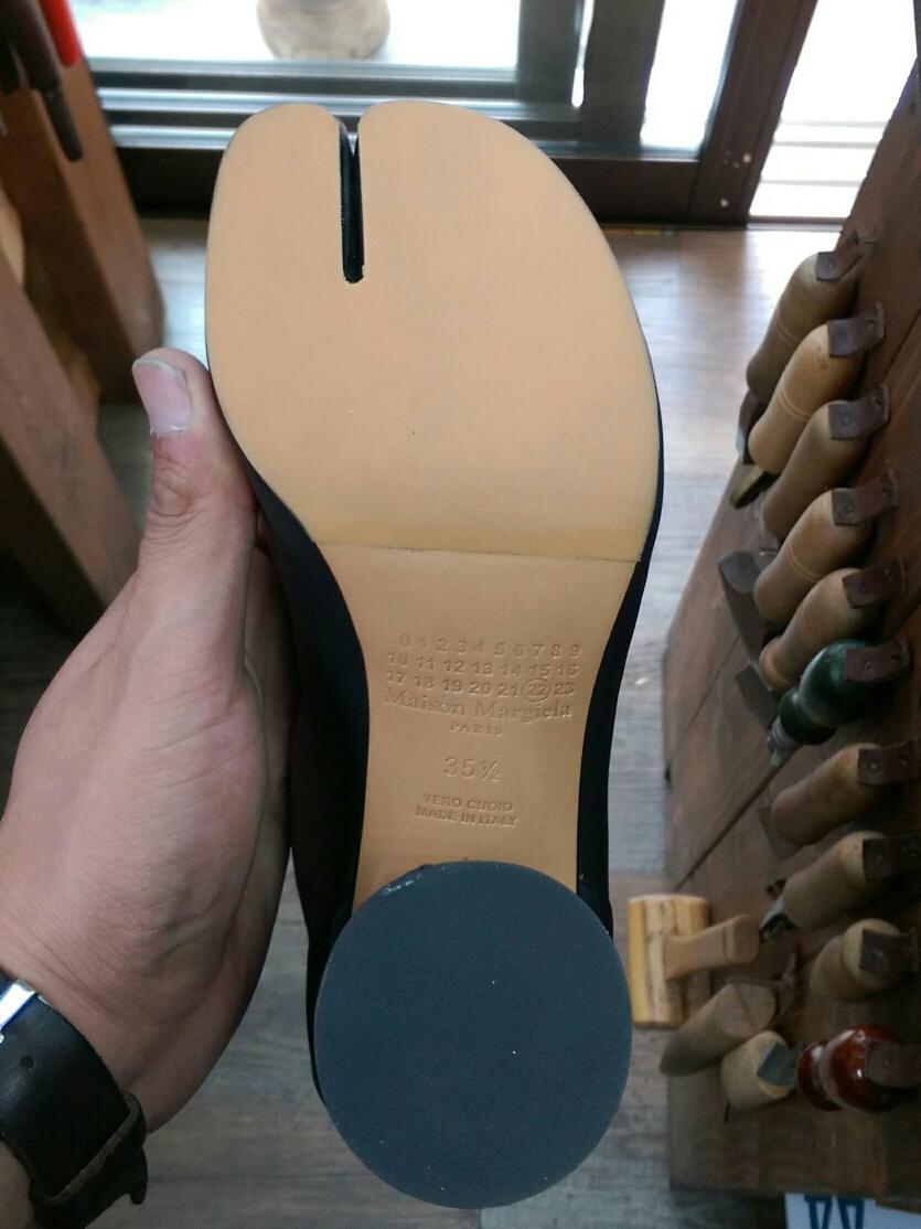 シルクハーフラバー - 靴修理otto