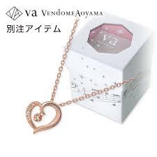 VAヴァンドーム青山] VA Vendome Aoyama シルバー ネックレス シンプル ...