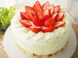 ショートケーキの基本レシピ。スポンジ作りからデコレーションまで ...