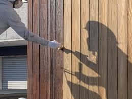 木部塗装で美しく木部を保護するための時期や注意点について|ガイソー ...
