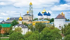 セルギエフ・ポサド|ロシア 世界遺産|阪急交通社