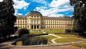 ヴュルツブルクの司教館|ドイツ 世界遺産|阪急交通社