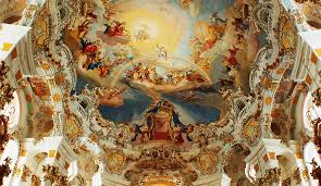 ヴィースの巡礼教会|ドイツ 世界遺産|阪急交通社