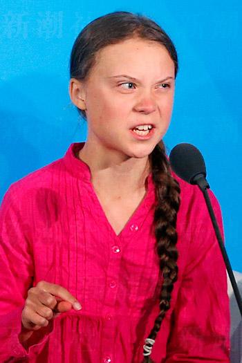 ノーベル賞大本命! 16歳の活動家グレタさんへの違和感 | デイリー新潮