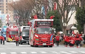 聖火リレー 大音量、マスクなしでDJ…福島の住民が憤ったスポンサーの ...