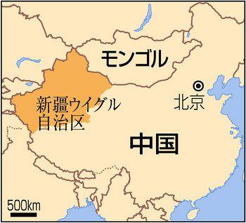 ウイグル弾圧、とまらぬ中国 米欧諸国が批判強める:東京新聞 TOKYO Web