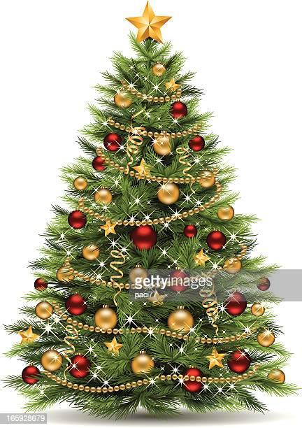 21,015点のクリスマスツリーイラスト素材 - Getty Images