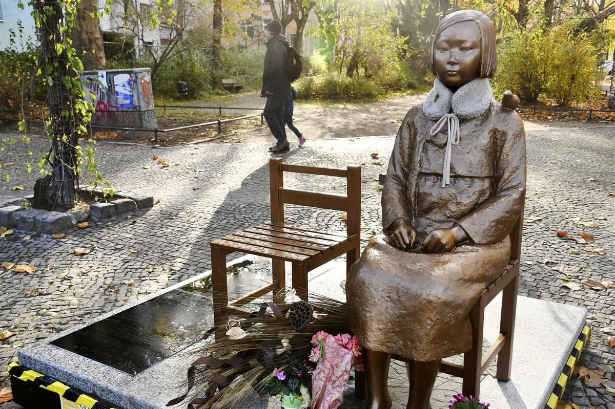 ベルリン慰安婦像の撤去遠のく 韓国系市民団体などが巻き返し - 産経 ...