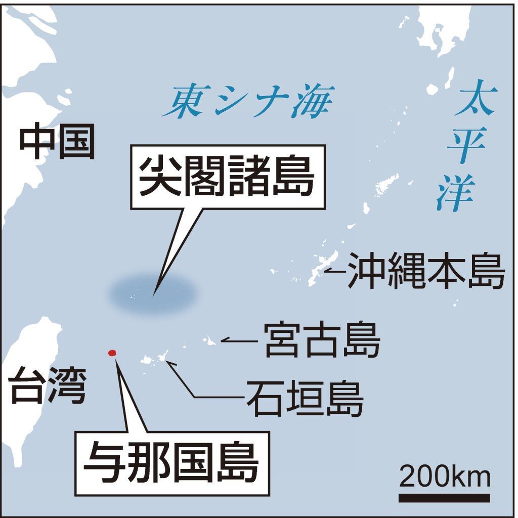 中国公船、日本の抗議後も尖閣領海で漁船追尾 今月上旬、領海外でも ...