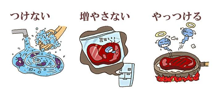 細菌やウイルスの増殖が活発になる季節〜 「食中毒を防ぐための注意点 ...