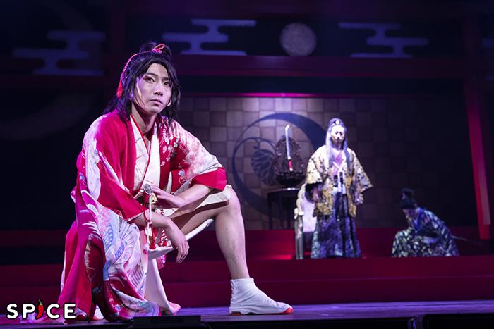 血気ほとばしるスペクタクル活劇! 矢崎広、元木聖也ら出演、舞台 ...