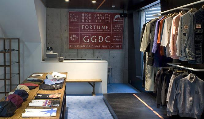 GDC フラッグシップショップ「GDC TOKYO」オープン - Web Magazine ...