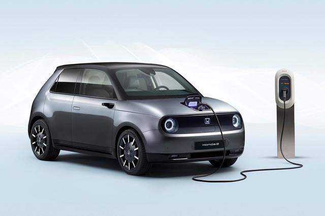 新型EV「ホンダe」の価格が明らかに ドイツではおよそ350万円から ...