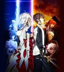 TVアニメ「キミと僕の最後の戦場、あるいは世界が始まる聖戦」公式サイト