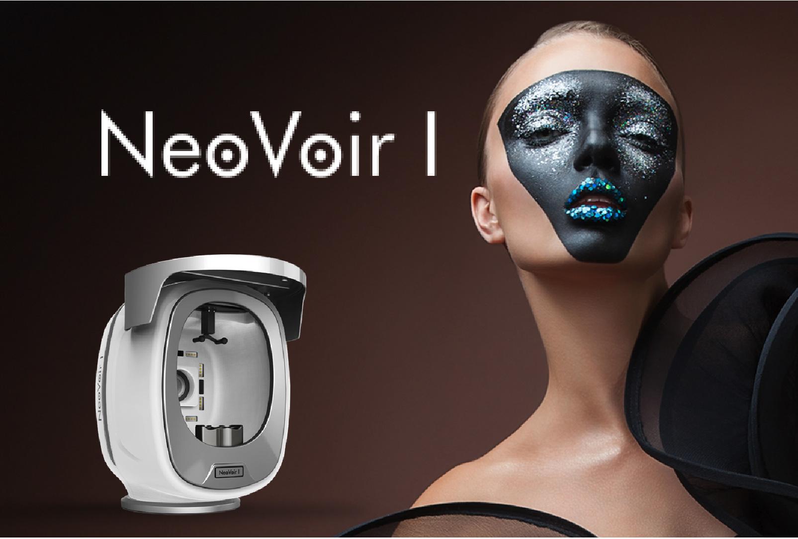 ネオヴォワール1 肌診断機 | アール美容皮膚科クリニック