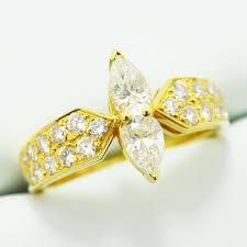 ヤフオク! -k18ダイヤリング 指輪(ヴァンクリーフ&アーペル)の中古品 ...