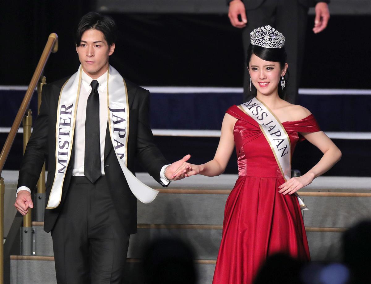 2020ミス・ジャパンに選ばれた小川千奈さん|「2020ミス ...