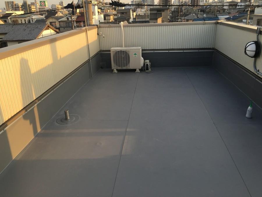 知多市 大府市 屋根塗装