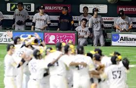 日本シリーズ第4戦・鹿取義隆さんリアルタイム解説…巨人4連敗 ...