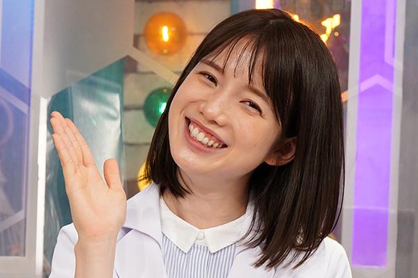 弘中綾香アナ「好きな女子アナ1位に踊らされてはダメ」   女性自身