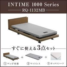 組立設置費無料)パラマウントベッド インタイム1000 電動ベッド ...